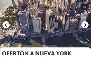 Nueva York (Mayo) 5 noches alojamiento+ Vuelos + tasas incluidas (Barcelona)