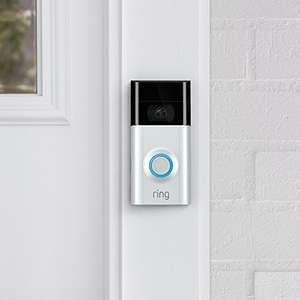 Videoportero Ring Doorbell 2 con audio bidireccional Wifi
