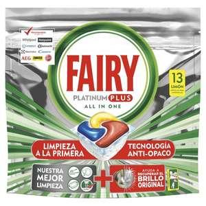 FAIRY platinum plus 13 unidades