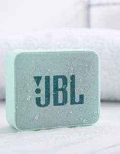 JBL GO 2 altavoz Bluetooth IPX7 verde menta
