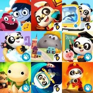 Dr. Panda: Varios juegos gratis para peques (Android, IOS, Amazon)