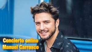 Gratis Concierto Manuel Carrasco #yomequedoencasa
