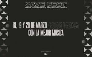 #CaveFest | Festival de música electrónica online