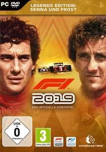 F1 2019 Legends Edition Steam
