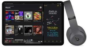 Apple Music y Apple TV+ para ESTUDIANTES