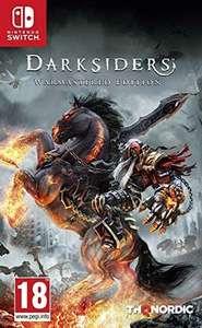 Darksiders Warmastered Edition Nintendo Switch