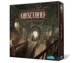 Juego de mesa colaborativo Obscurio (En castellano)