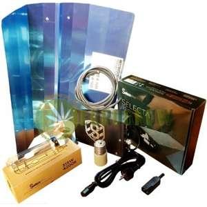 Kit Iluminación para autocultivo LEC Solux 315w