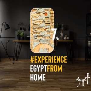 Egipto abre sus tumbas de manera virtual #quedateencasa