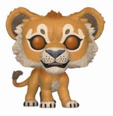 Funko Pop! Disney - El Rey León (Live Action) - Simba