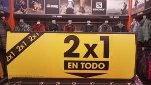 Todo a 2X1 en Sport Zone Valencia (C.C Arena)