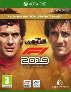 F1 2019 Legends Edition Senna & Prost Xbox One