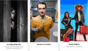 3 SERIES PARAMOUNT NETWORK ESPAÑA