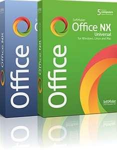 SoftMaker Office NX Home y Office 2018 para estudiantes (6 meses) y profesores (vitalicia)