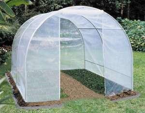 Tunel de cultivo gran tamaño - Invernadero 200x450x170