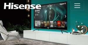 Hisense te Regala 10 Películas en Rakuten TV con la compra un Tv (muchas tiendas)