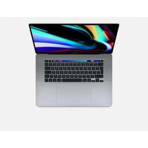 Nuevo MacBook Pro 16 Touch Bar i9 2,3 GHz 1TB