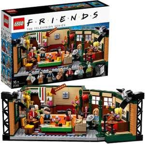 Mínimo Histórico - LEGO Friends - Central Perk, set de construcción, set de la cafetería por el 25 aniversario de la serie