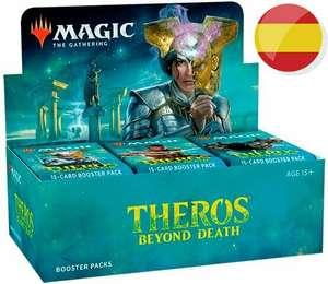 Magic The Gathering 4,3 de 5 estrellas128Reseñas Magic The Gathering MTG Theros Beyond Draft Box of 36 Booster Packs