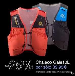 Chaleco AONIJIE Gale 10L desde España