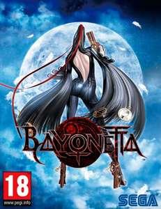 Bayonetta y Vanquish a 3,79€ cada uno de ellos (clave Steam)