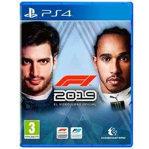 F1 2019 Rebajado (PS4)