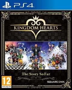 Kingdom Hearts The Story So Far PS4 Físico