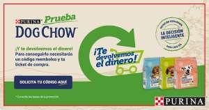 Prueba PURINA® DOG CHOW® gratis (reembolso)