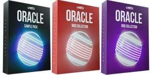Cymatics Oracle + Odyssey + Dragon Teaser - Packs de samples GRATIS