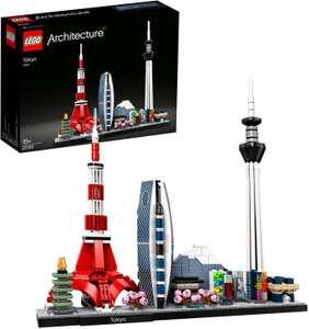 LEGO Architecture Tokyo Skyline solo 47€