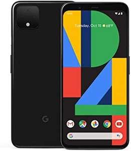 Google Pixel 4 64GB negro