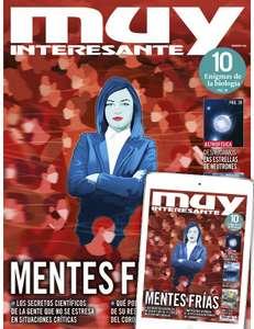 MUY INTERESANTE. Suscripción impresa + digital