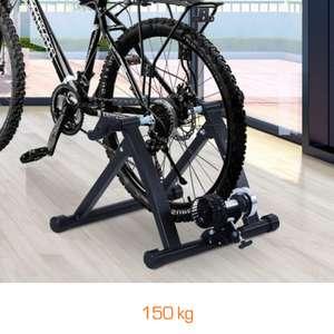 """Rodillo para ruedas de Ø26/28"""" - 150kg - negro"""
