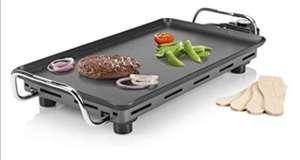 Princess 102300 Plancha Table Chef Pro, alta calidad, resultados profesionales, 2000 W