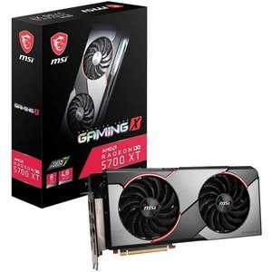 MSI Radeon RX 5700 XT Gaming X 8GB GDDR6
