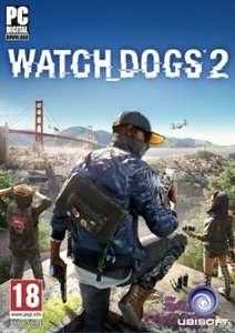 Watch Dogs 2 PC por solo 6,89€