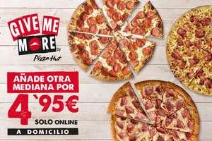 OFERTA A DOMICILIO PIZZA HUT