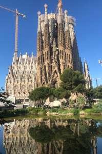 Gratis Visitas a la Sagrada Familia (Para Barceloneses y Sanitarios )