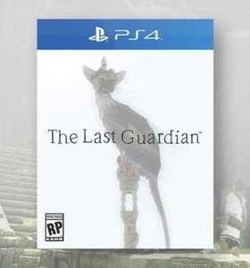The last guardian Key PS4