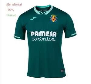 Segunda Equipación Villarreal C.F. JOMA (2019-2020) (Tienda Oficial)