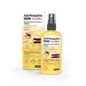 Loción repelente anti mosquitos Isdin Pediatric para niños - 100ml