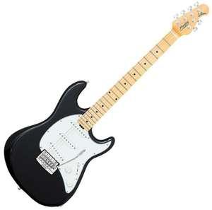 Guitarra Sterling by Musicman CT50 black Cutlass