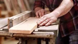 Introducción a la carpintería y ebanistería - Curso en Español