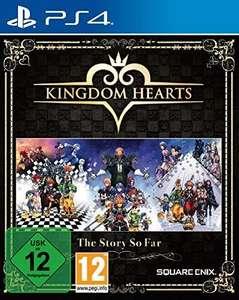 Kingdom Heart: The Story So Far (PS4)