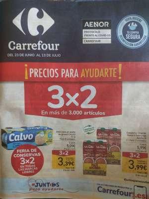 3x2 de Carrefour