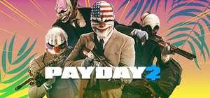 PAYDAY 2 (Steam) por solo 0,99€