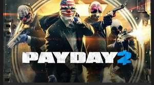 PAYDAY 2 PC Steam + Cupón 5% descuento próx compra