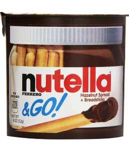 Nutella & go. Pack 12 unidades