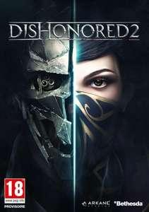 Dishonored 2 Steam Key