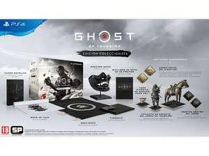 PS4 Ghost Of Tsushima (Ed. Collecionista) 111€
